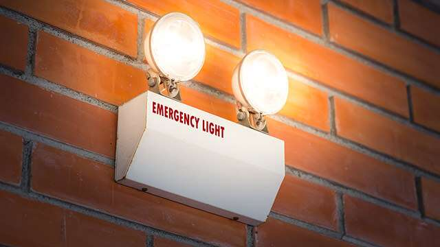 Emergency Exit Lights Texas Fire Amp Safety
