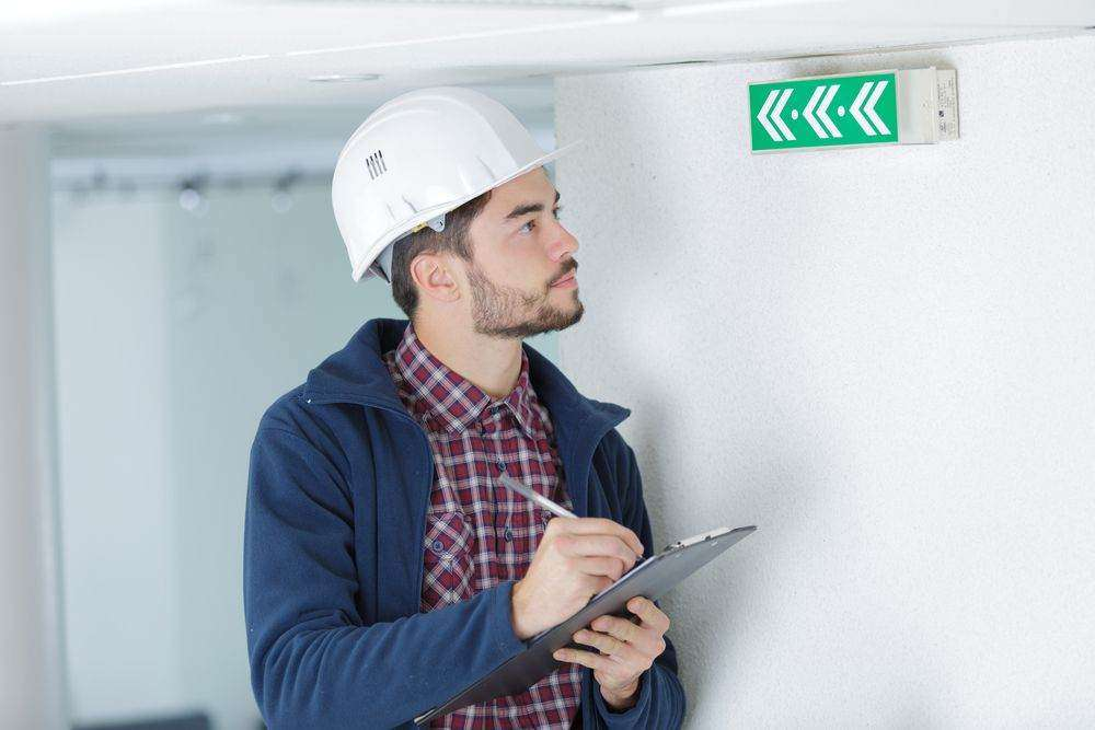 Regular inspections of emergency lighting system is a must